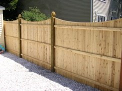 Wood Fencing Clarksville Tn Privacy Fencing Clarksville